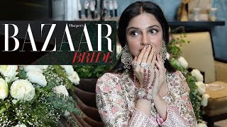 """Want to witness the magic of the Diva and her style? Presenting you the photo shoot for the """" Harper's Bazaar Bride - August issue cover featuring The Multi-talented Lady, Divya Khosla Kumar! She is looking drop dead gorgeous in Rashi Kapoor's Hortus's kiss collection___Enjoy & stay connected with us!► Subscribe to T-Series: http://bit.ly/TSeriesYouTube► Like us on Facebook: https://www.facebook.com/tseriesmusic► Follow us on Twitter: https://twitter.com/tseries► Follow us on Instagram: http://bit.ly/InstagramTseries"""