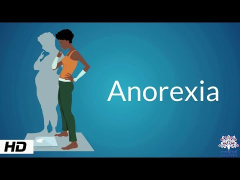 Anorexia Nervosa, Causes, Signs and Symptoms, Diagnosis and Treatment.