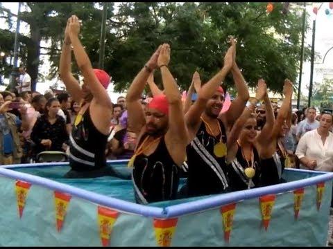 Fiestas de Villanueva del Trabuco -Concurso Disfraces 14/09/2018