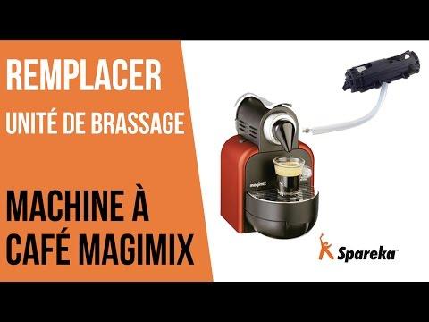 Comment remplacer l'unité de brassage de votre cafetière Magimix ?