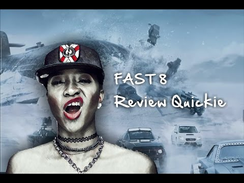 Fast & Furious 8 Review Quickie
