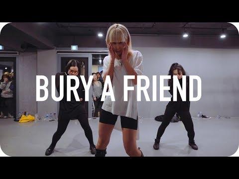 bury a friend - Billie Eilish / Jin Lee Choreography - Thời lượng: 4 phút, 20 giây.