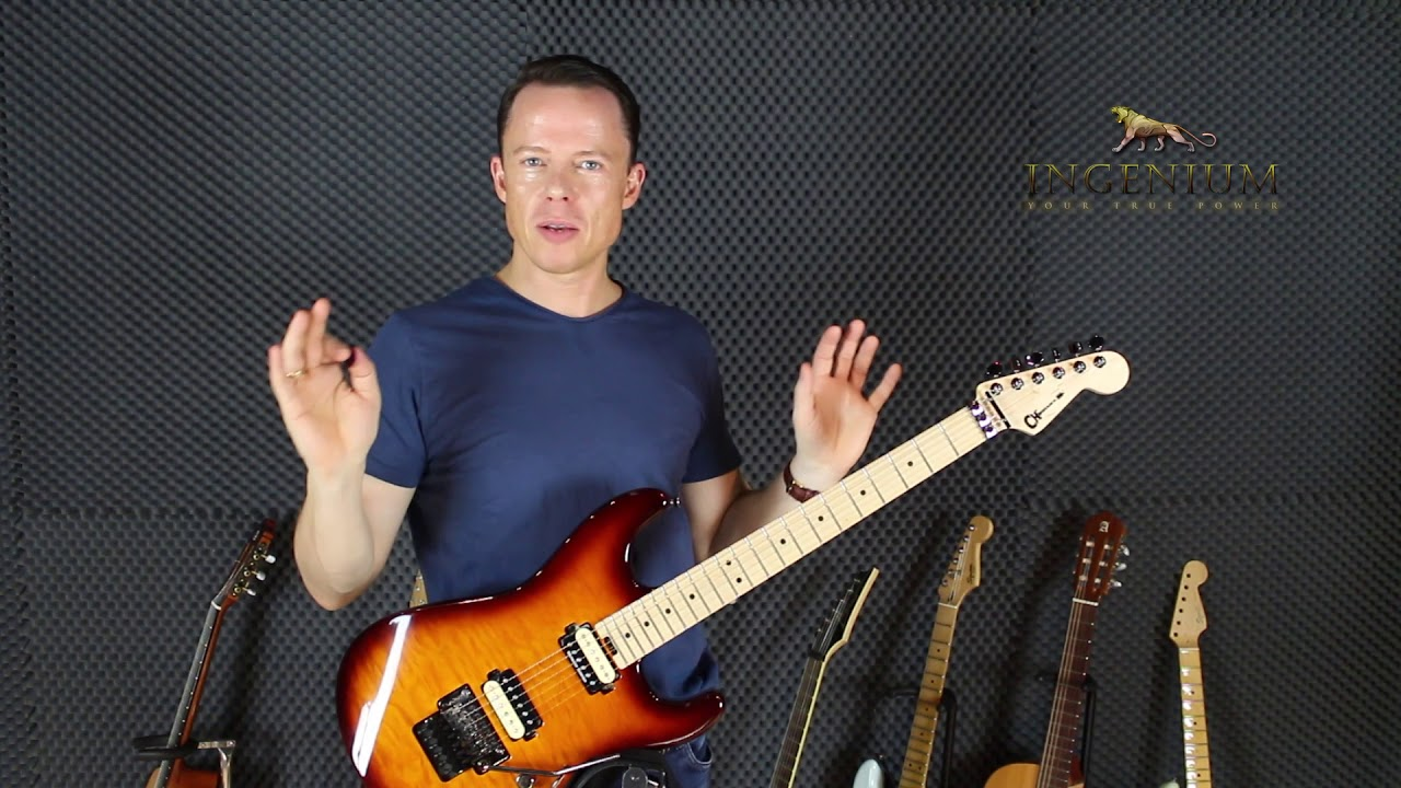 You must make this decision – Guitar mastery lesson