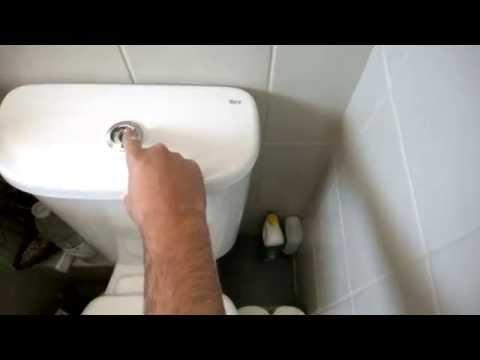 comment reparer chasse d'eau qui fuit