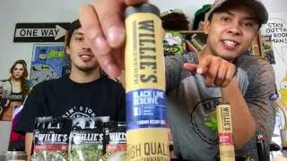 BLACK LIME RESERVE READY ROLL - Willie's Reserve Review by Take a Break with Aaron & Mo
