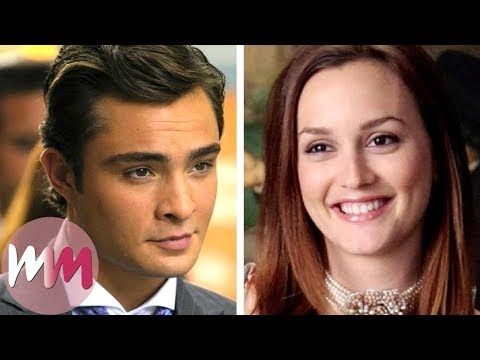 Top 10 Cutest Gossip Girl Couples