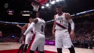Highlights: Portland 112, Utah 123 | 2018-19 NBA Preseason
