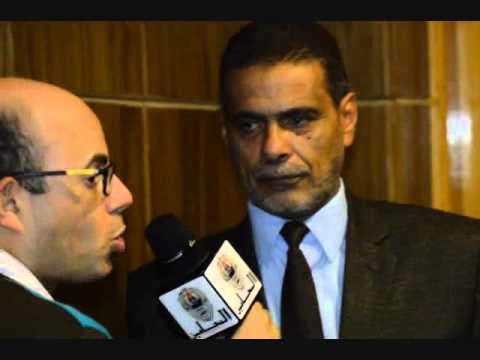 محمد عبدالعظيم كركاب عضو مجلس النقابة العامة عن محكمة اسيوط الابتدائية