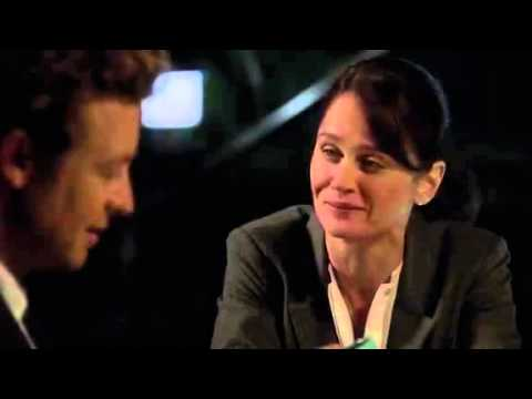 The Mentalist Green light 7x06 Ending Scene - Jane's Birthday and Lisbon's Gift