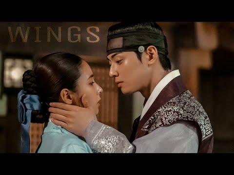 Клип на дораму ♥ Новичок-историк Гу Хэ Рён ♥ WINGS