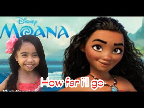 HOW FAR I'LL GO-DISNEY'S MOANA, cover by Gabby Marquez