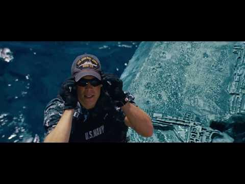 Battleship (2012) First Contact Scene