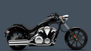 6. 2012 Honda Fury ABS