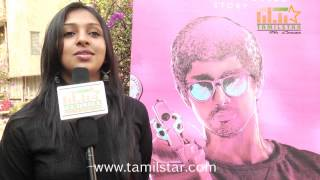 Lakshmi Menon Speaks at Jigarthanda Movie Press Meet