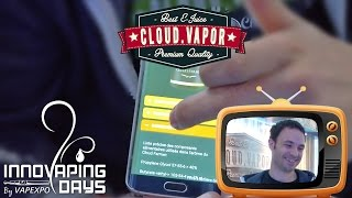 CLOUD VAPOR : La vape connectée !