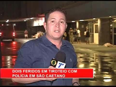 [RONDA GERAL] Jovens são baleados em troca de tiro com a Policia, em São Caetano