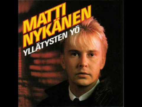 Matti Nykänen - Pidä Varas tekijä: Holvikaari