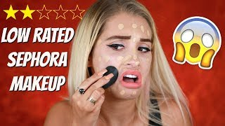 Video TESTING LOW RATED SEPHORA PRODUCTS MP3, 3GP, MP4, WEBM, AVI, FLV Desember 2018