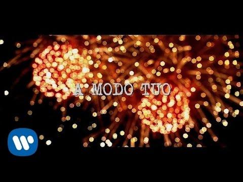 , title : 'Ligabue - A modo tuo (Official Video)'
