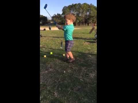 18 Month Old Swing