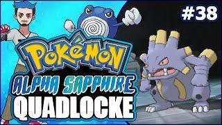Pokémon AlphaSapphire Randomizer Quadlocke Part 38 | GIRATINA TURNER by Ace Trainer Liam