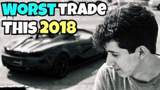 Video My Worst Trade This 2018 | My Mistake MP3, 3GP, MP4, WEBM, AVI, FLV April 2018