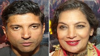Farhan Akhtar, Shabana Azmi & Javed Akhtar Interviews Subscribe to Red Carpet News: http://bit.ly/1s3BQ54Red Carpet News TV talks to Bollywood stars Farhan Akhtar, Javed Akhtar, Shabana Azmi and Irrfan Khan at the BAFTA tribute to India cinema and director K. Asif's iconic masterpiece Mughal-E-Azam.  We also speak to Deepesh Salgia about the restored and colourized version of Mughal-E-Azam and Feroz Khan about the musical stage adaptation. Check out our other videos for more exclusive Indian cinema content, thanks for watching and don't forget to subscribe. Red Carpet News brings you all the latest Film & Entertainment News. Featuring exclusive content and interviews for Game Of Thrones, Sherlock, Marvel, Star Wars, Harry Potter, Downton Abbey, Doctor Who and so much more.Visit our homepage at http://www.redcarpetnewstv.com or follow us on Twitter @RedCarpetNewsTV for exclusive daily updates, reviews, photo galleries and more. Don't forget to subscribe and thanks for watching