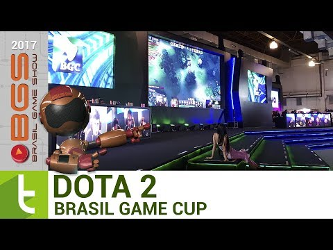 BGS 2017: DOTA 2 na Brasil Game Cup  TudoCelular.com