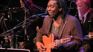 METROPOLE ORCHESTRA ARRANGERS WORKSHOP 2013 feat. Richard Bona