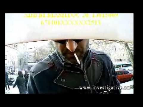 Ավտոմեքենայից գողացված բանկային քարտով գումար է կանխիկացվել (տեսանյութ և լուսանկարներ)