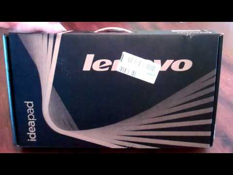 , title : 'Unboxing: Lenovo Z570 IdeaPad Notebook'