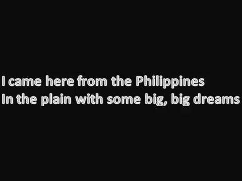 Black Eyed Peas – Someday (Lyrics)