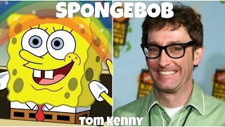 SpongeBob Actors Behind the Voices