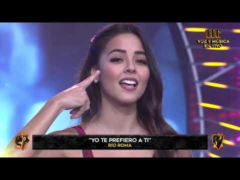"""Austin Palao: ¿Luciana Fuster le dedicó canción """"Yo te prefiero a ti""""?"""
