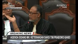 Video Saksi Tim Prabowo Agus Maksum Tolak Buka Identitas Pengancam Dirinya MP3, 3GP, MP4, WEBM, AVI, FLV September 2019