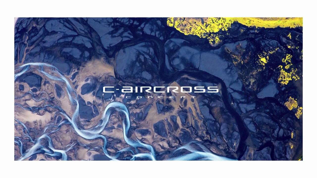 C-AIRCROSS : LE CONCEPT SUV