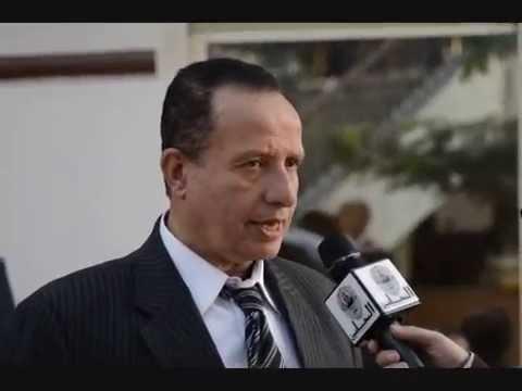 خالد ابوكريشة الامين العام لنقابة المحامين