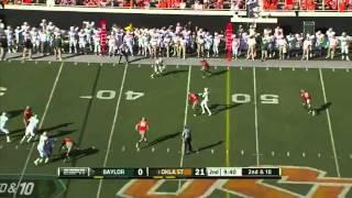 Robert Griffin III vs Oklahoma State (2011)