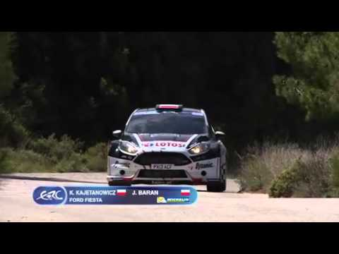 Acropolis Rally 2014 - Qualifying stage
