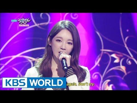 Music Bank - English Lyrics  лмлн в мммллё 2015.02.27