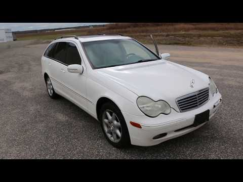 Mercedes C230 Wagon For Sale