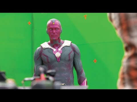 Concept of Vision Featurette Marvel s Avengers Age of