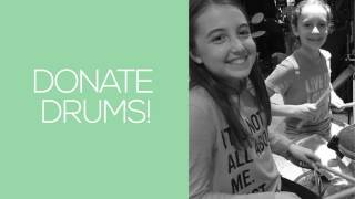 Please donate to                                Buffalo Drummers Project