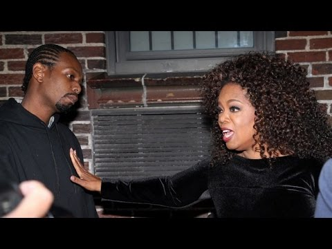 Oprah's 'Son' Surprised Her to Apologize For Letting Her Down