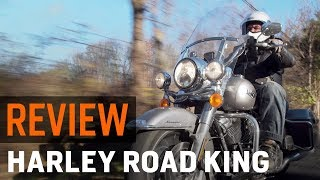7. 2017 Harley Davidson Road King Review at RevZilla.com