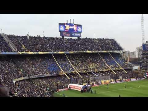 Superclasico 2017 / Entra La 12 - La 12 - Boca Juniors
