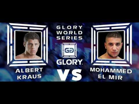 GLORY World Series Stockholm 2012