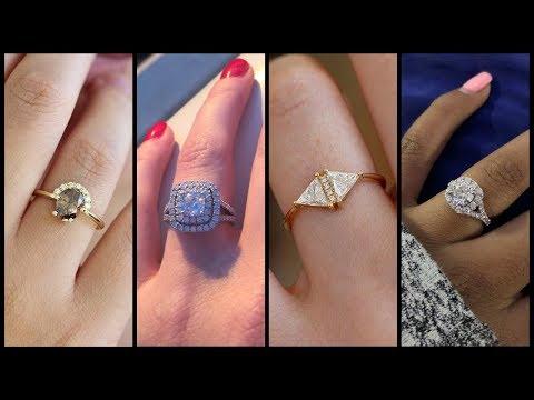 Most popular engagement rings 2019   Designer wedding rings   Engagement rings styles