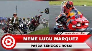 Video Senggol Rossi di GP Argentina, Meme Kocak Marquez Beredar di Internet MP3, 3GP, MP4, WEBM, AVI, FLV April 2018