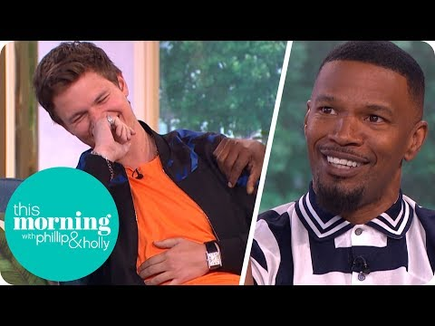 Jamie Foxx Has Has Everyone in Stitches